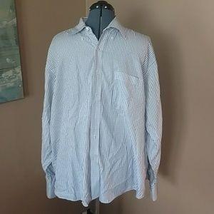Michael Kors men's dress shirt VGUC